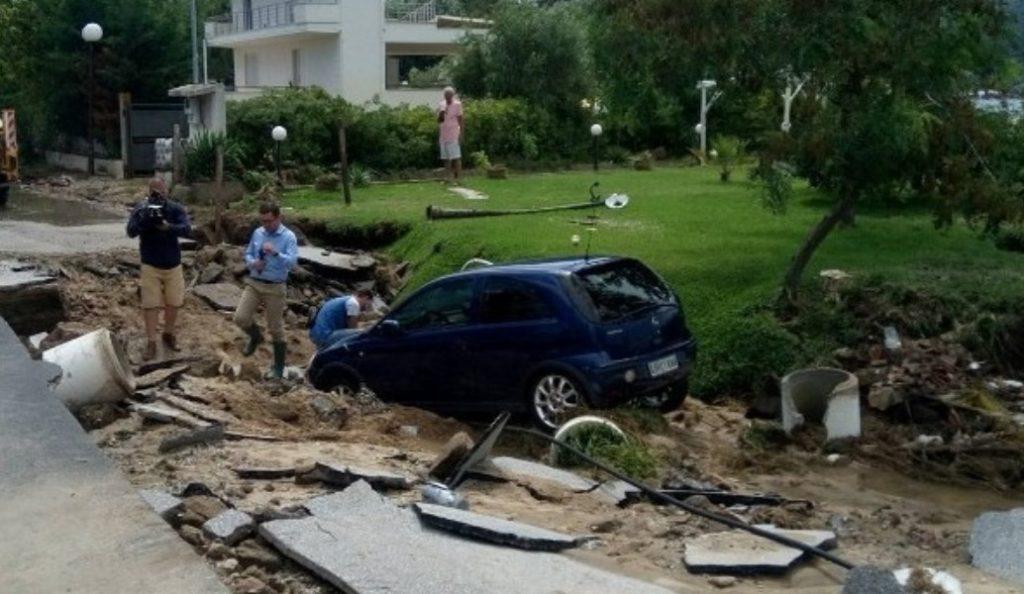 Αντιπλημμυρικές παρεμβάσεις στην περιφερειακή ενότητα Θεσσαλονίκης   Pagenews.gr
