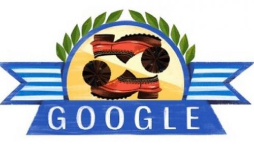 Doodle της Google: Αφιερωμένο στην ελληνική επανάσταση του 1821   Pagenews.gr