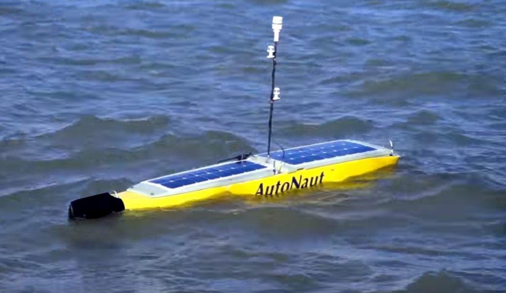 AutoNaut: Αυτόνομο σκάφος για τη μελέτη των ωκεανών (vid)   Pagenews.gr