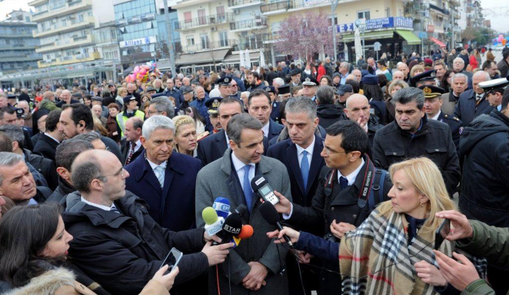 Μήνυμα Μητσοτάκη από την Ορεστιάδα: Κάνουμε ότι μπορούμε να επιστρέψουν οι δύο στρατιωτικοί (pics & vid) | Pagenews.gr