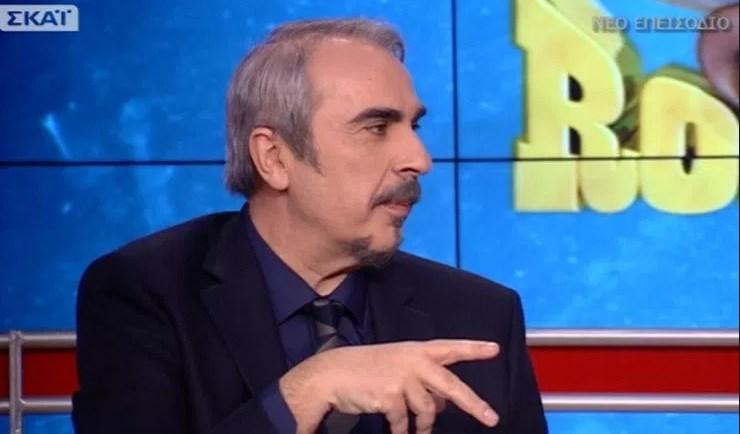 Βαγγέλης Περρής για ΣΚΑΙ: Υποφέραμε εκεί | Pagenews.gr