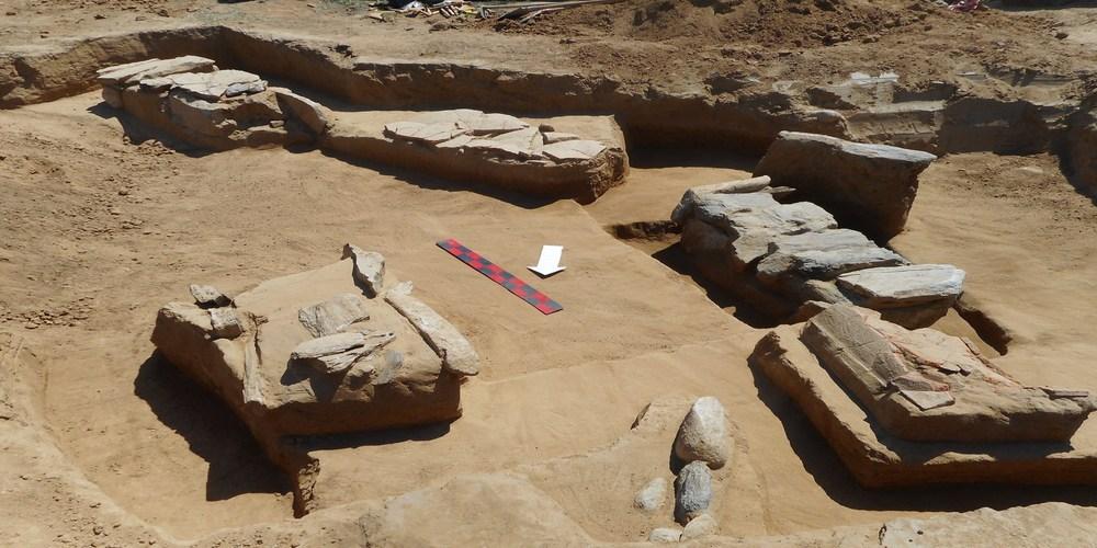 Φέρνουν στο φως 5.000 χρόνια ιστορίας οι ανασκαφές για τον ΤΑΡ στη Θράκη  (pics) | Pagenews.gr
