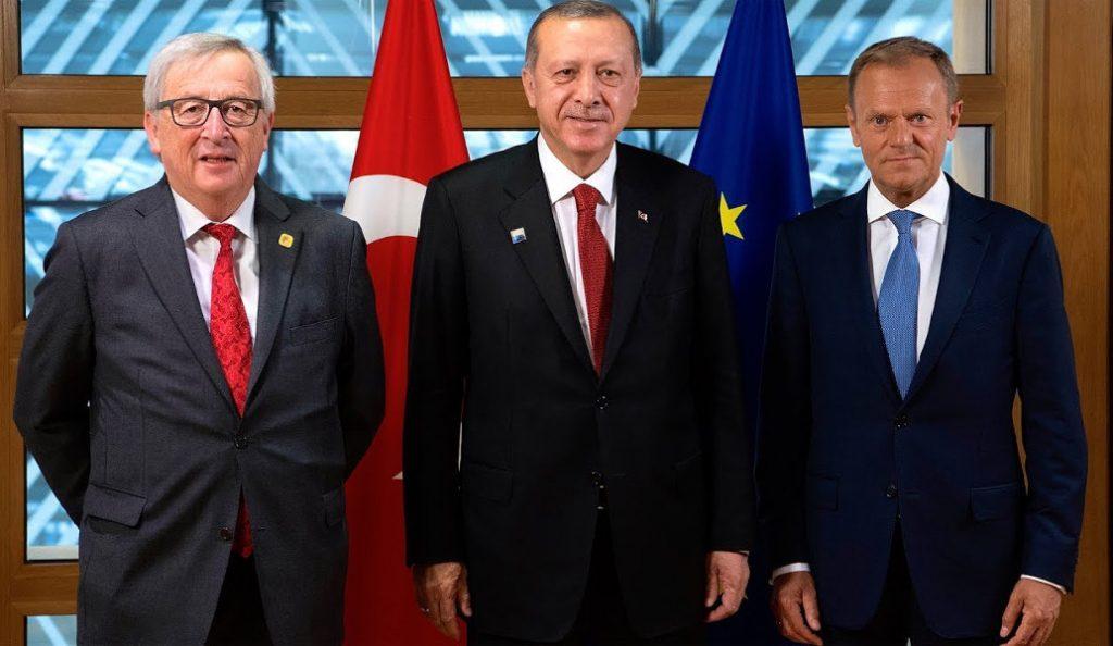 Στο «κόκκινο» οι ελληνοτουρκικές σχέσεις με το βλέμμα στη Σύνοδο ΕΕ – Τουρκίας στη Βάρνα   Pagenews.gr