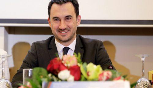 Ο Χαρίτσης υποσχέθηκε μέτρα ενίσχυσης των ασθενέστερων μετά τον Αύγουστο   Pagenews.gr