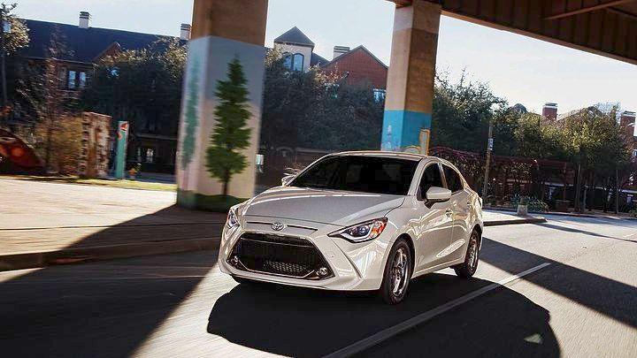 Το 2019 η Toyota θα παρουσιάσει το Yaris sedan | Pagenews.gr