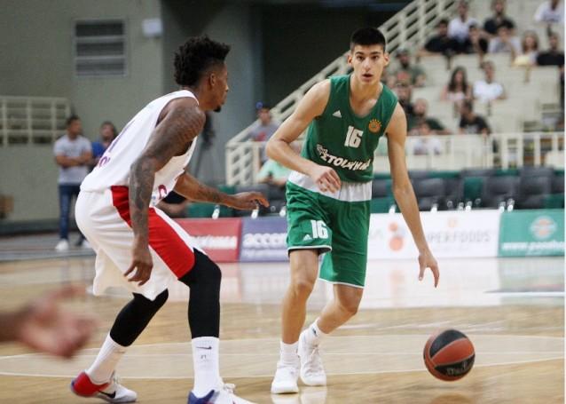 Παναθηναϊκός: Στο draft του ΝΒΑ ο Καλαϊτζάκης | Pagenews.gr