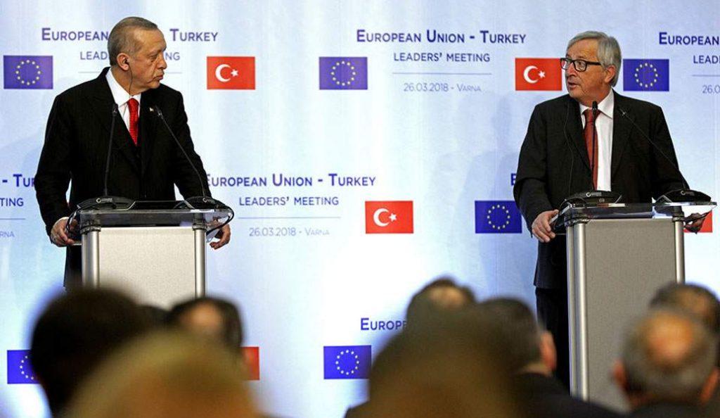 Ζαν Κλοντ Γιούνκερ – Ταγίπ Ερντογάν: Ο διάλογος για τους δύο Έλληνες στρατιωτικούς | Pagenews.gr