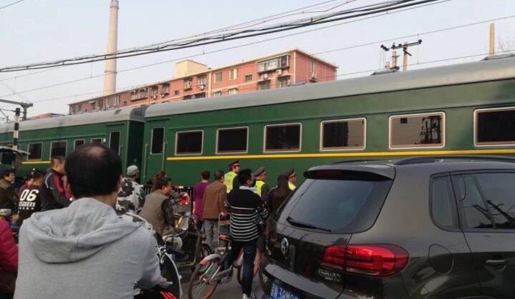 Στο Πεκίνο το ξεχωριστό τρένο του Κιμ Γιονγκ Ουν (pics &vid) | Pagenews.gr