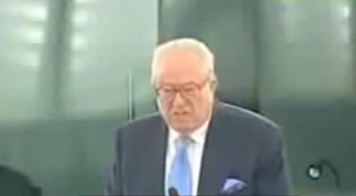 Οριστικοποιήθηκε η καταδίκη του Ζαν-Μαρί Λεπέν | Pagenews.gr