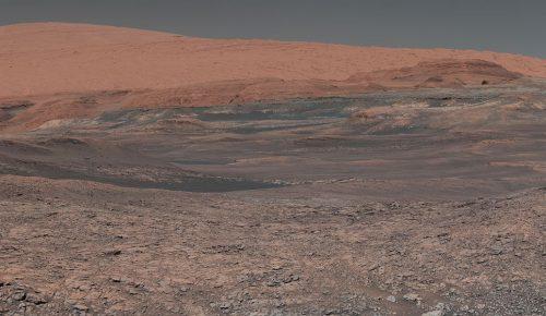Άρης: Ανακαλύφθηκε λίμνη νερού σε υγρή μορφή | Pagenews.gr