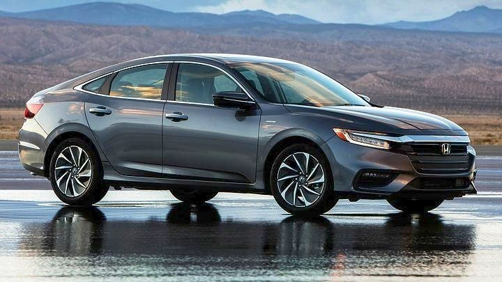 Η Honda παρουσιάζει το Honda Insight | Pagenews.gr