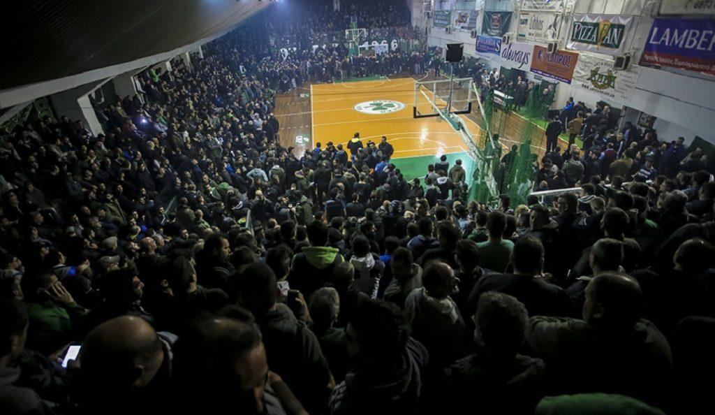 Οπαδοί Παναθηναϊκού: «Μόνη λύση ο Γιαννακόπουλος»   Pagenews.gr
