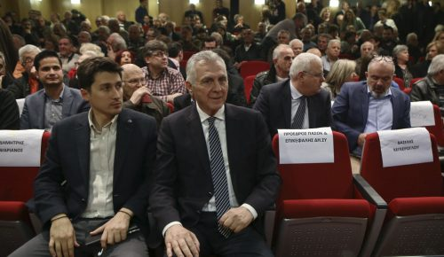 Παχατουρίδης: Η δική μου περιφέρεια είναι το Περιστέρι   Pagenews.gr