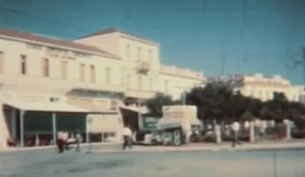 Σπάνιο βίντεο με τη ζωή στην πόλη των Χανίων το 1961 | Pagenews.gr