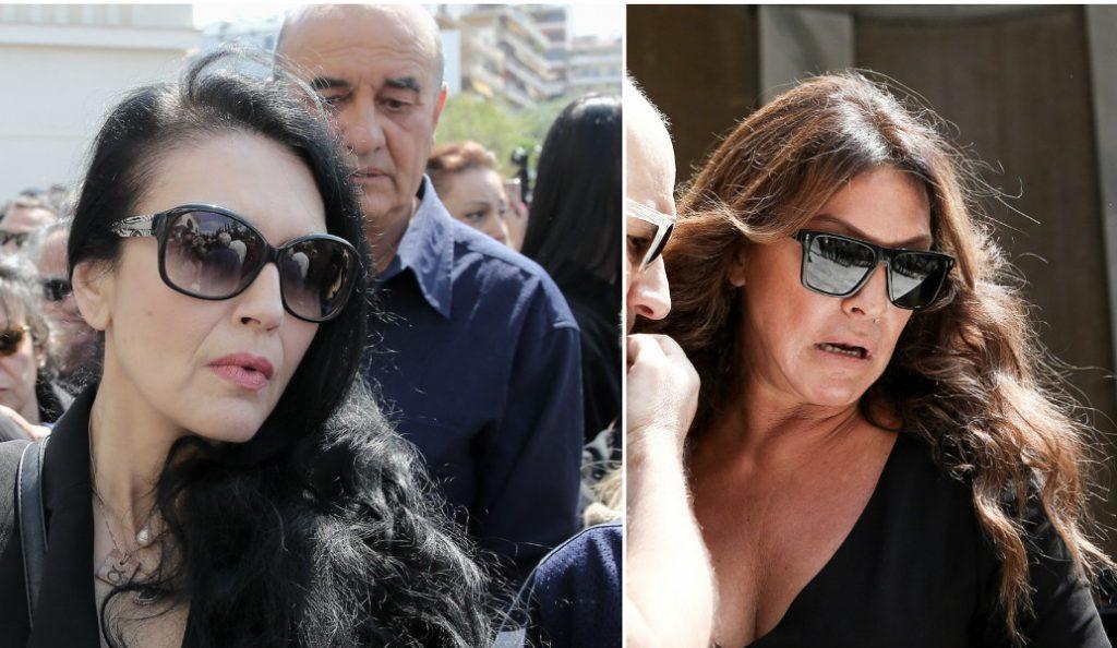 Ελένη Φιλίνη Vs Βάνα Μπάρμπα και η συνέχεια στα δικαστήρια (vid) | Pagenews.gr