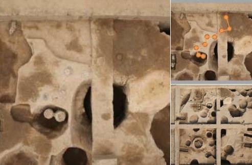 Αρχαίος ναός με το σχήμα της Μεγάλης Άρκτου | Pagenews.gr