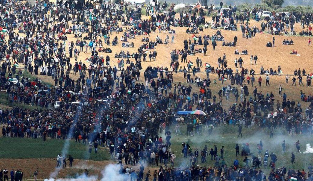 Ισραήλ: Τουλάχιστον 10 νεκροί σε συγκρούσεις στην Λωρίδα της Γάζας (pics&vid)   Pagenews.gr