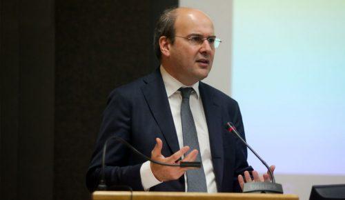 Χατζηδάκης: Η Ελλάδα μπαίνει σε μια γυάλα μέχρι το 2021 | Pagenews.gr