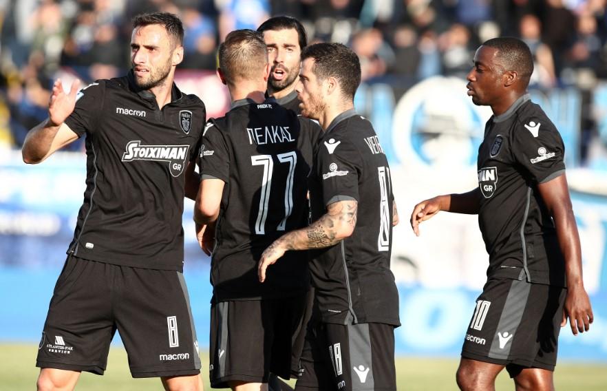 Ατρόμητος – ΠΑΟΚ 0-2: Επιστροφή με »διπλό» για τον ΠΑΟΚ | Pagenews.gr