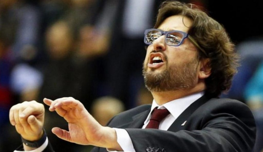 Ολυμπιακός: Φεύγει ο Σφαιρόπουλος, φαβορί ο Τρινκιέρι | Pagenews.gr