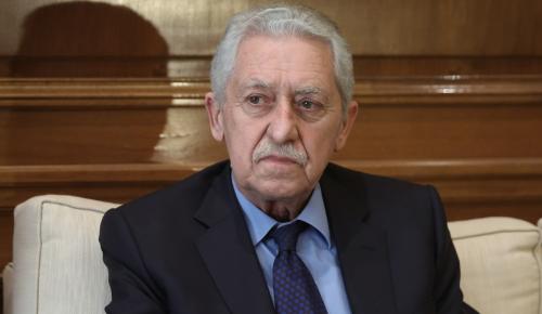 Φώτης Κουβέλης: Μία αναχαίτιση μπορεί εύκολα να καταλήξει σε θερμό επεισόδιο   Pagenews.gr
