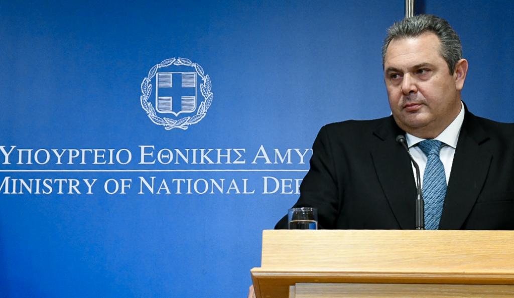 Πάνος Καμμένος: Έκανε Υποναύαρχο την Μπουμπουλίνα (pic) | Pagenews.gr