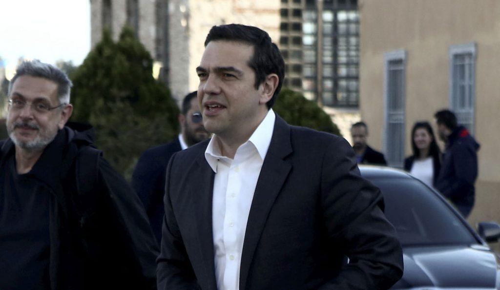 Στο Βουκουρέστι την Τρίτη ο Τσίπρας | Pagenews.gr