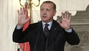 Ερντογάν: Ο Τούρκος πρόεδρος κοιμήθηκε σε συνέντευξη Τύπου | Pagenews.gr