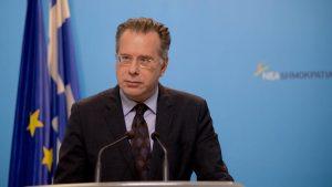 Κουμουτσάκος για Ζάεφ: «Φυσική συνέπεια της συμφωνίας των Πρεσπών οι δηλώσεις του» | Pagenews.gr