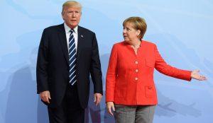 Ο Τραμπ »έπλεξε» το εγκώμιο της Μέρκελ – »Εξαιρετική γυναίκα» | Pagenews.gr