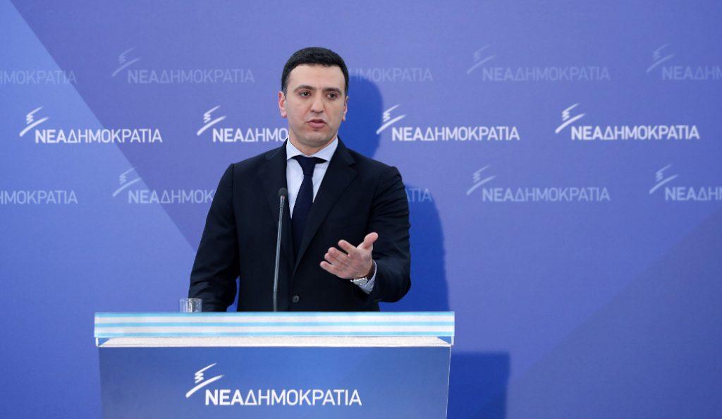 Βασίλης Κικίλιας: »3 γραμμές για 2 φρεγάτες» | Pagenews.gr