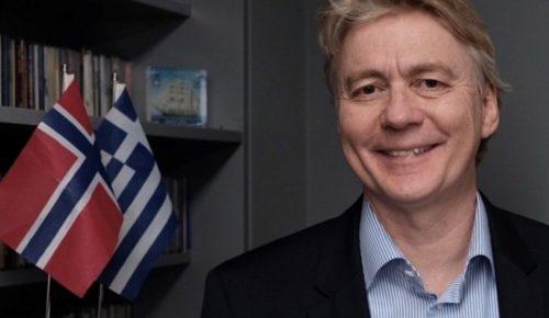 Νορβηγός πρέσβης: Η βιώσιμη ανάπτυξη το επόμενο κεφάλαιο της ελληνικής οικονομίας   Pagenews.gr