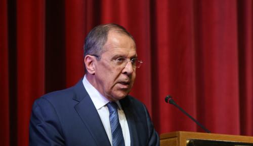 Λαβρόφ: Καλωσορίζουμε την θέληση του Τραμπ για συνεργασία στην καταπολέμηση της τρομοκρατίας | Pagenews.gr