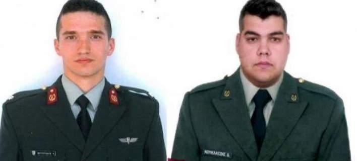 Καρέ – καρέ η μεταγωγή των Ελλήνων στρατιωτικών – Τι είπαν στην απολογία τους (pics) | Pagenews.gr