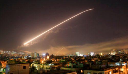 Εικόνες καταστροφής από τις επιθέσεις της Δύσης στη Συριά (pics&vid) | Pagenews.gr