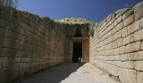Ο Μυκηναϊκός πολιτισμός δεν καταστράφηκε από τους σεισμούς | Pagenews.gr