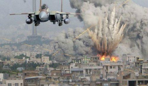 Συρία: Αμερικανικά αεροσκάφη έριξαν βόμβες φωσφόρου στην επαρχία Ντέιρ ελ-Ζορ | Pagenews.gr