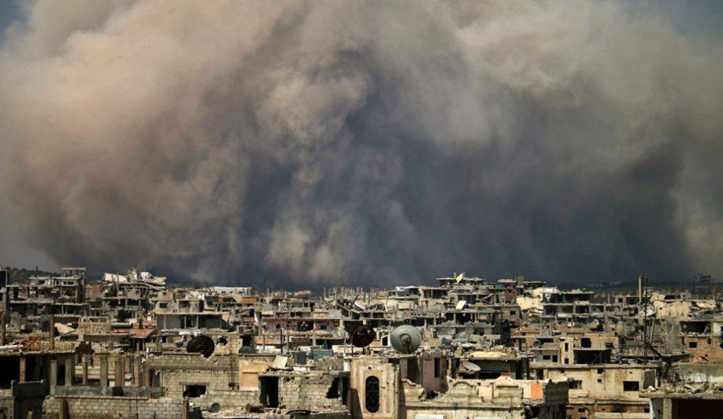 Συρία: Την Τετάρτη στην Ντούμα οι επιθεωρητές για τα χημικά | Pagenews.gr
