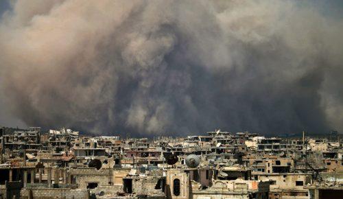 Συρία: H ΜΙΤ συνέλαβε τον εγκέφαλο της επίθεσης Ρεϊχανλί | Pagenews.gr