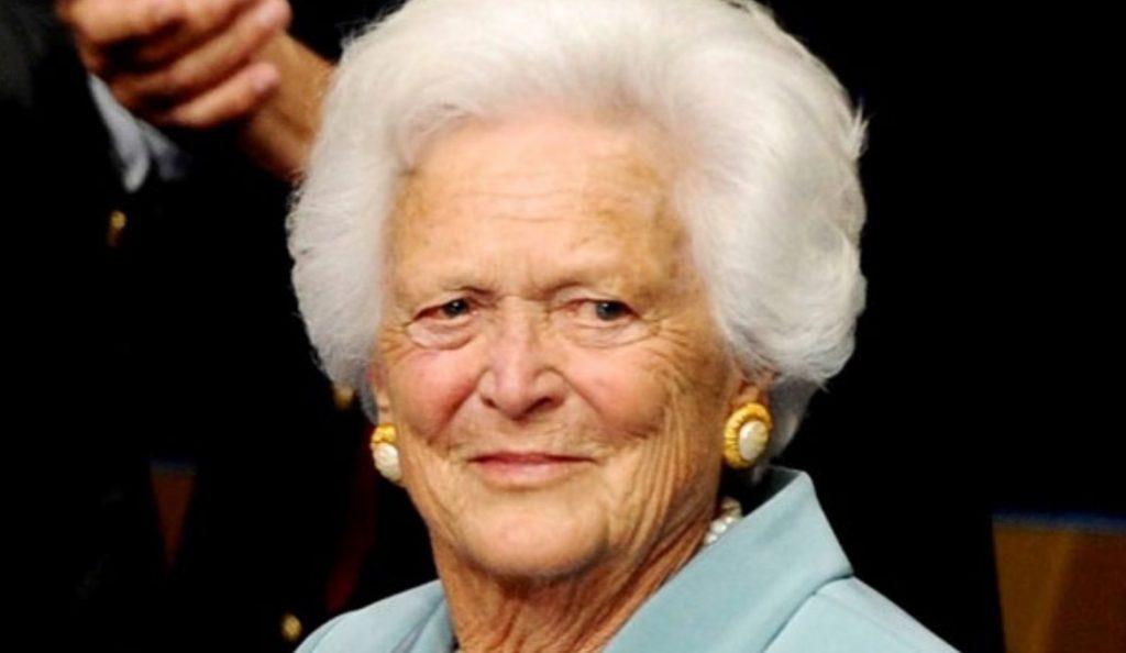 Πέθανε η πρώην Πρώτη Κυρία των ΗΠΑ Μπάρμπαρα Μπους | Pagenews.gr