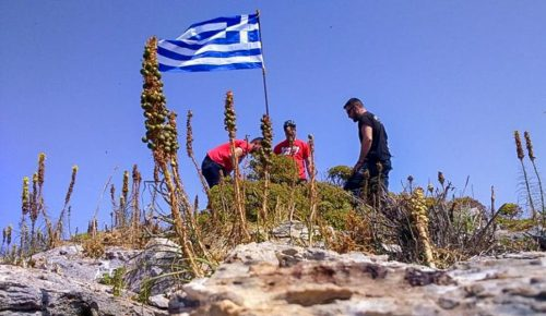 Γιλντιρίμ – Τσαβούσογλου επιμένουν για τη σημαία – Διαψεύδει το Υπουργείο Άμυνας (pics&vid)   Pagenews.gr