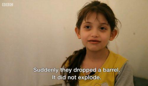 Συρία: Συγκλονιστική μαρτυρία παιδιού για τα χημικά στη Ντούμα (vid) | Pagenews.gr