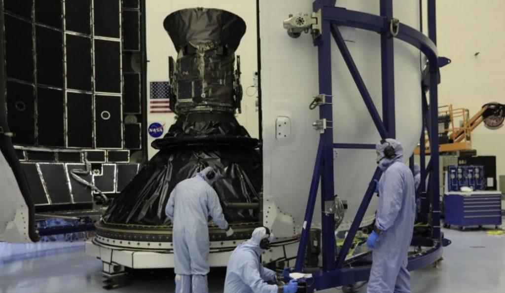 Αναβλήθηκε η εκτόξευση του διαστημικού τηλεσκοπίου TESS | Pagenews.gr