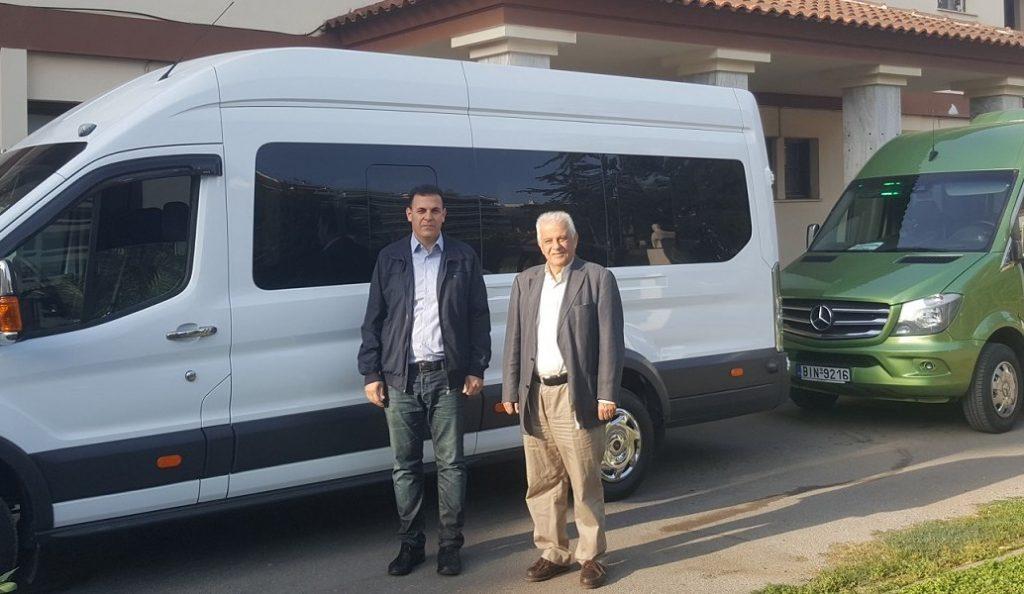 Περιφέρεια Αττικής: Δωρεάν η μεταφορά στο Σικιαρίδειο Ίδρυμα μαθητών και μαθητριών ΑμεΑ | Pagenews.gr