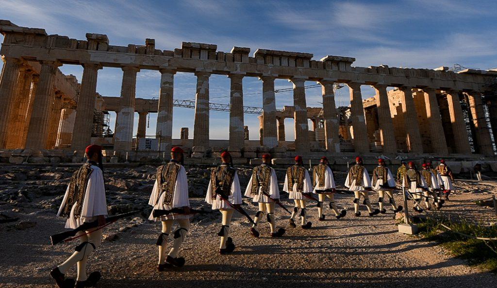 ΚΑΣ: «Ναι» για κινηματογράφηση στην Ακρόπολη από το κανάλι της Ρεάλ | Pagenews.gr