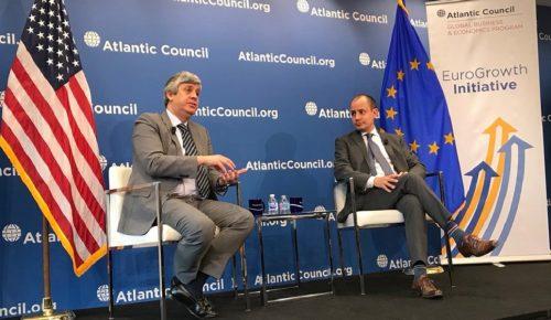 Μάριο Σεντένο: Δεν έχει γίνει συζήτηση για επέκταση του ελληνικού προγράμματος | Pagenews.gr