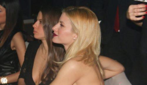 Ευαγγελία Αραβανή: Γιόρτασε τα γενέθλια της αδελφής της στον Νίκο Οικονομόπουλο (vid) | Pagenews.gr