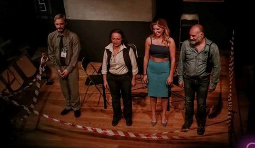 "Backstage της παράστασης ""CHAMELEON""- Τι δήλωσαν οι ηθοποιοί (pics&vid) | Pagenews.gr"