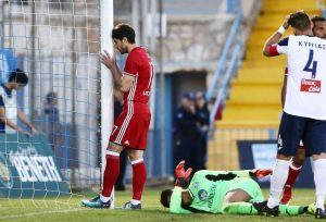 Απ. Σμύρνης – Ολυμπιακός 1-0: »Στοπ» στη Ριζούπολη   Pagenews.gr