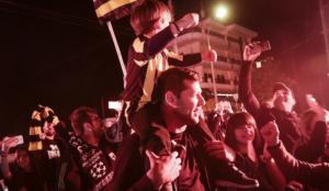 «Κάηκε» η Νέα Φιλαδέλφεια για την πρωταθλήτρια ΑΕΚ (pics) | Pagenews.gr